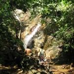 outdoor, air terjun, authentic, Dayak Bidayuh, Bau, Kampung Padang Pan, Village, Kuching, Malaysia, native, 沙捞越, traditional, trekking, tribe