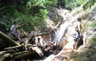 nature, outdoor, air terjun, authentic, Dayak Bidayuh, Bau, Village, Kuching, Malaysia, native, 沙捞越, travel, trekking, tribe