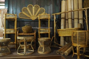 Wood Museum Tuah Himba, backpackers, destination, koleksi, dayak, Borneo, Indonesia, Kutai Kartanegara, Panji Sukarame, tourist attraction, Tourism, travel guide, rattan furniture, 东加里曼丹, 博物馆,