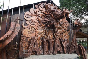Ladang Budaya, Cultural Center, Rumah Odah Rehat, outbound, backpackers, destination, Kutai Kartanegara, Mangkurawang, family holiday, nature, tourism, tourist attraction, travel guide, 婆罗州, 旅游景点