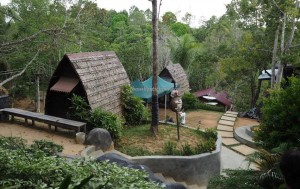 Ladang Budaya, backpackers, destination, Kutai Kartanegara, Mangkurawang, Borneo, Kalimantan Timur, family holiday, outbound, mini zoo, tourism, travel guide, tourist attraction, 婆罗州, 旅游景点