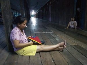 Umoek Penan Talun, rumah panjang, village, authentic, traditional, Bakun Dam resettlement, Belaga, Kapit, Borneo, Ethnic, native, orang asal, Tourism, travel guide, 沙捞越长屋