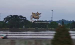 promenade, waterfront, jembatan, backpackers, destination, Borneo, East Kalimantan, Kutai Kartanegara, tourist attraction, travel guide, 东加里曼丹, 婆罗州, 旅游景点