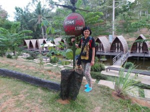 special lodging, accommodation, Ladang budaya, Cultural Center, chalets, backpackers, destination, Borneo, Indonesia, Kutai Kartanegara, tourism, obyek wisata, travel guide, 东加里曼丹, 旅游景点