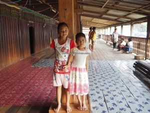 longhouse, village, authentic, traditional, Bakun Dam resettlement, Belaga, Borneo, Malaysia, native, tribe, dayak, orang ulu, travel guide, tourism, 沙捞越长屋