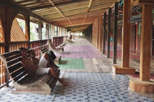 rumah panjang, village, authentic, traditional, Bakun Dam resettlement, Belaga, Kapit, Borneo, native, tribe, tourism, travel guide, destination, 沙捞越长屋, 婆罗州旅游景点