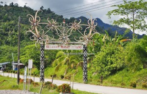 authentic, backpackers, Sungai Asap Resettlement, Belaga, Borneo, Malaysia, homestay, Orang Ulu, dayak motif, Tourism, traditional, travel guide, tribal, tribe, 沙捞越旅游景点,