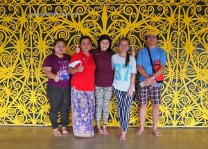 indigenous, Kapit, Borneo, homestay, longhouse, rumah panjang, native, Orang Ulu, Suku Dayak Kenyah, dayak motif, tourist attraction, travel guide, tribal, tribe, 沙捞越婆罗州