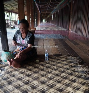 longhouse, rumah panjang, authentic, traditional, Sungai Asap, Bakun Dam resettlement, Belaga, Kapit, Borneo, Malaysia, Dayak, tourist attraction, travel guide, 沙捞越长屋, 婆罗州旅游景点