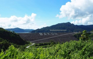 Hydroelectric Power, Empangan, Bakun Dam, destination, Borneo, Belaga, Kapit, Bintulu, Sarawak, Malaysia, native, dayak, Sungai Asap Resettlement, tourist attraction, travel guide