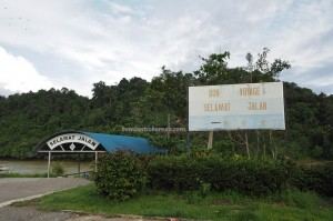 backpackers, destination, Sungai Rejang, Balui river, Kapit, Malaysia, native, Orang Ulu, tribe, town, waterfront, Tourism, tourist attraction, travel guide, 沙捞越婆罗州