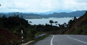 Hydroelectric Power Dam, backpackers, destination, Bintulu, Malaysia, Dayak Penan, orang ulu, native, tourist attraction, travel guide, 沙捞越, 婆罗州, 旅游景点, 穆姆水坝
