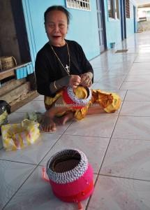 Rumah Kejaman Neh Long Liten, backpackers, destination, longhouse, Belaga, Kapit, Malaysia, Interior, Dayak, Orang Ulu, tribal, handicrafts, Tourism, travel guide, 长屋旅游景点