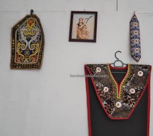 authentic, indigenous, rumah panjang, village, Borneo, Kapit, Malaysia, Interior, Dayak, native, orang Ulu, kraftangan, Tourism, traditional, 婆罗州长屋