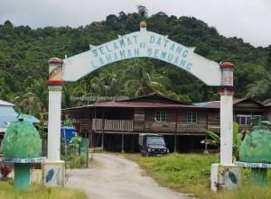 authentic, backpackers, rumah panjang, village, Kapit, Malaysia, Interior, Dayak, native, Orang Ulu, tribe, Tourism, traditional, 长屋旅游景点, 美拉亚沙捞越,