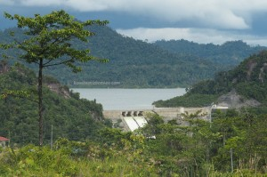 empangan, Hydroelectric Power, backpackers, destination, Kapit, Bintulu, Borneo, Dayak, native, Tourism, travel guide, 沙捞越, 婆罗州, 旅游景点, 穆姆水坝