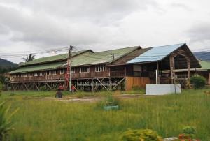 longhouse, rumah panjang, village, traditional, Sungai Asap, Belaga, Kapit, Bintulu, Borneo, Malaysia, native, Tourism, travel guide, backpackers, destination,
