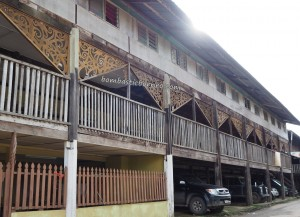 longhouse, rumah panjang, village, authentic, traditional, Bakun resettlement, Bintulu, Kapit, Borneo, tribe, Dayak, tourist attraction, travel guide, backpackers, 婆罗州长屋