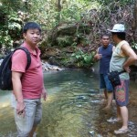 jungle trekking, waterfall, village, native, dayak bidayuh, Exotic Fruits, exploration, flora, Borneo, Sarawak, Serian, Malaysia, 沙捞越, Tourism, travel guide,