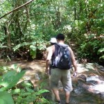 canyon, jungle trekking, air terjun, village, native, kampung, Exotic Fruits, exploration, durian, Borneo, Malaysia, 沙捞越, Tourist attraction, travel guide,