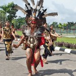 carnaval, Naik Dango, Gawai Harverst Festival, authentic, culture, Etnis, native, Kalimantan Barat, Landak, Ngabang, tourism, obyek wisata, traditional, backpackers, 原著民丰收节日