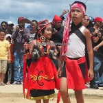 naik dango, Gawai harvest festival, authentic, traditional, Dayak Kanayatn, native, tribe, Kalimantan Barat, Kampung Budaya, Ngabang, Obyek wisata, Tourism, travel guide, village, 原著民丰收节日,
