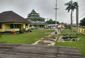 palace, antique, backpackers, native, Indonesia, Ngabang, Landak, Kampung Budaya, traditional, Tourism, tourist attraction, travel guide, 西加里曼丹, 婆罗洲, 旅游景点,