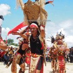 Gawai padi, paddy harvest festival, ritual, thanksgiving, authentic, traditional, culture, Dayak Kanayatn, tribe, Kalimantan Barat, Ngabang, Obyek wisata, Tourism, travel guide, 原著民丰收节日