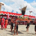 Gawai padi, paddy harvest festival, ritual, thanksgiving, authentic, ceremony, traditional, culture, native, Indonesia, Landak, Tourism, travel guide, village, 婆罗洲西加里曼丹