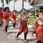 pawai budaya, Naik Dango, Gawai Harverst Festival, crossborder, culture, ceremony, Dayak Kanayatn, native, tribe, Borneo, Ngabang, Tourism, traditional, village, 婆罗洲丰收节日,
