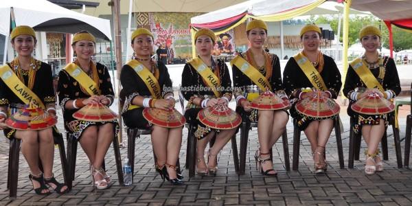 Gawai Dayak, paddy harvest festival, Irau Aco Lun Bawang, indigenous, traditional, culture, Borneo, Sarawak, Lawas, Limbang, Malaysia, native, tribe, Orang Ulu, Tourism, travel guide,