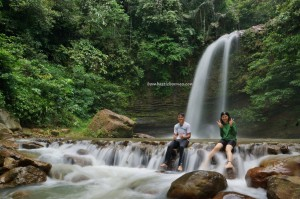 Penawan Waterfalls Ecotourism Park, outdoors, jungle trekking, authentic, chalets, homestay, backpackers, exploration, hidden paradise, Borneo, Lawas, Limbang, travel guide, transborder, 砂拉越婆罗洲, 瀑布旅游景点,