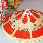 tree bark crafts, Kraftangan, Gawai Dayak, Irau event, culture, Borneo, Lawas, Limbang, Malaysia, Lundayeh, Muruts, ethnic, tribal, tribe, Orang Ulu, 砂拉越原著民