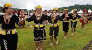 Rice harvest festival, authentic, event, thanksgiving, culture, Borneo, Lawas, Limbang, Malaysia, dayak, native, tribe, Orang Ulu, Tourist attraction, travel guide, 砂拉越丰收节日