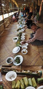 Gawai Padi, paddy harvest festival, Lun Bawang, authentic, longhouse, thanksgiving, culture, Borneo, Limbang, Malaysia, dayak, tribe, travel guide, crossborder, backpackers, 婆罗洲丰收节日