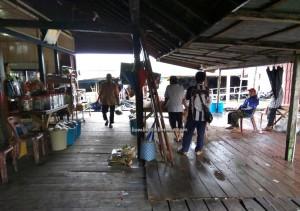 Ubur Ubur, Stingless Jellyfish, adventure, nature, backpackers, Borneo, homestay, Kampung Melayu, Tourism, tourist attraction, travel guide, Taman Negara, Iban longhouse, 沙捞越婆罗洲,