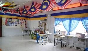 Kampung Tang Itong, tree bark factory, Kulit Kayu topi, handicrafts, clothing, Kraftangan Malaysia, authentic, dayak, Orang Ulu, tribal, Irau Aco Lun Bawang Festival, Borneo, Limbang, travel guide, culture, tourism