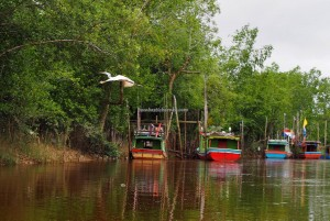 backpackers, Betong, national park, wetland, outdoor, kampung melayu, nature, boat ride, fishing village, Borneo, Malaysia, Tourism, tourist attraction, travel guide, 沙捞越婆罗洲,