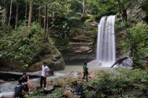Ecotourism Park, air terjun, adventure, nature, outdoors, jungle trekking, backpackers, destination, exploration, Borneo, tourist attraction, traditional, travel guide, transborder, 老越砂拉越, 瀑布旅游景点,