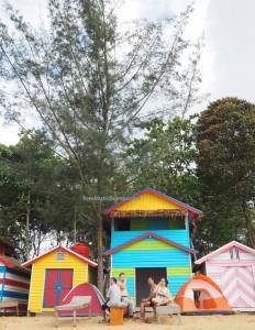 accommodation, Camar Bulan Resort, beach chalets, pantai, backpackers, destination, hidden paradise, Borneo, Wonderful Indonesia, Kalimantan Barat, Temajuk, Paloh, Sambas, Tourism, tourist attraction, travel guide,