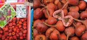 exotic food, Kampung Melayu, Malay village, backpackers, destination, Borneo, Limbang, open-air market, Pasar Besar, Pasar Tamu, Tourism, travel guide, 婆罗洲, 老越砂拉越
