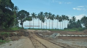 beach, pantai, backpackers, Borneo, perbatasan, Temajuk, adventure, nature, Tourism, tourist attraction, travel guide, crossborder, village, 砂拉越婆罗洲, Pan Borneo Highway,