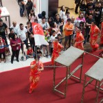 Plaza Merdeka, championship, competition, traditional, Chinese culture, lion dance, event, tourist attraction, Singapore Tian Eng, 古晋, 天鹰, 狮王争霸, 龍狮会馆