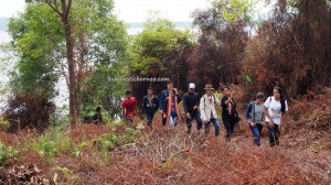 Wetland Park, Ramsar site, jungle trekking, outdoor, backpackers, biodiversity, Lanjak, Borneo, Kapuas Hulu, West Kalimantan, island, Obyek wisata, Tourism, travel guide, Transborder