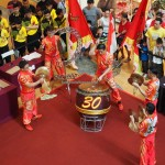 Plaza Merdeka, Sarawak, Kuching, Malaysia, championship, competition, traditional, Chinese culture, event, Sports, 古晋砂拉越, 天鹰, 舞狮, 龍狮会馆