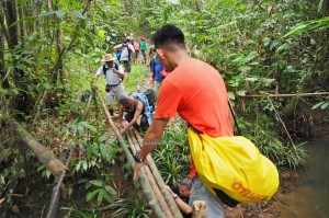 Gawai Padi, jungle trekking, Borneo, Desa Tangguh, Dusun Betung, Siding, dayak bidayuh, native, Tourism, tourist attraction, travel guide, traditional, village, 西加里曼丹, 婆罗洲,