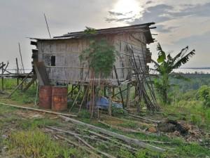 Kedungkang longhouse, lookout point, traditional, native, Borneo, Batang Lupar, Sepandan, Lanjak, obyek wisata, Tourism, travel guide, transborder, Taman Nasional, danau sentarum, 西加里曼丹,