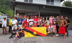 Sarawak, adventure, jungle trekking, Borneo, Indonesia, Kalimantan Barat, Desa Tangguh, Dusun Betung, dayak bidayuh, native, Tourism, travel guide, crossborder, village, 婆罗洲,