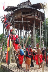 Gawai Harvest Festival, authentic, Borneo, Desa Tangguh, Dusun Betung, dayak bidayuh, native, culture, ritual, skull house, Tourist attraction, travel guide, traditional, village, 西加里曼丹, 原著民丰收节日