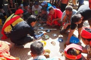thanksgiving, backpackers, Borneo, West Kalimantan, Desa Tangguh, Kampung Kadek, Gumbang, dayak bidayuh, native, objek wisata, traditional, travel guide, crossborder, village, 西加里曼丹, 丰收节日
